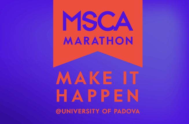 Collegamento a MSCA MARaThoN: MAster your Research and Training Needs